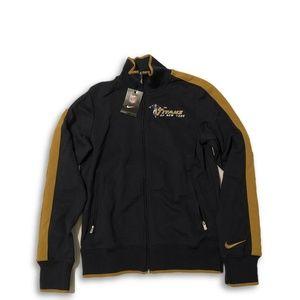 NWT New York Titans Nike N98 Full Zip Track Jacket